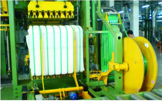 棉纤行业打包方案