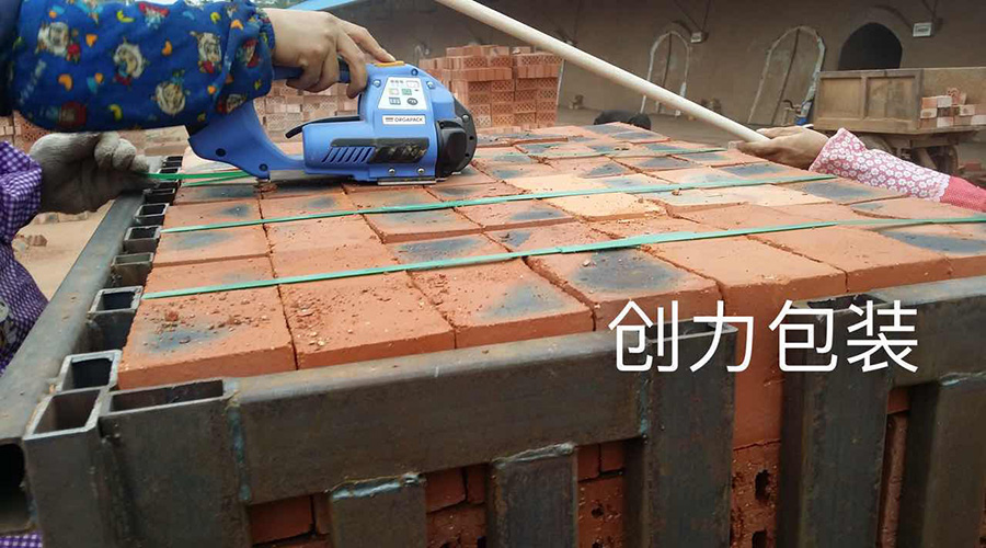 【OR-T130/260】针对砖块打包的七项变革