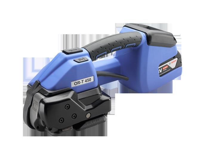 ORGAPACK瑞士进口手提式电动打包机ORT450产品技术说明