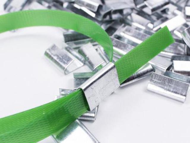 塑钢带打包扣,镀锌打包扣
