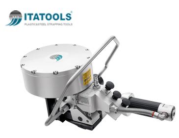 ITA61气动塑钢带打包机
