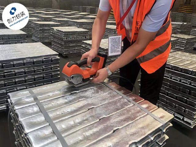 ita手提式打包机和塑钢打包带满足各行业打包需求