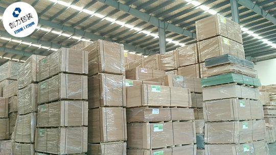 YA19电动打包机和A333钢带打包机在板材行业的应用