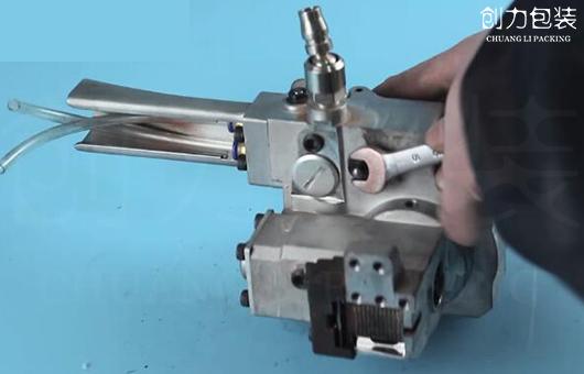 手提式气动打包机如何维修