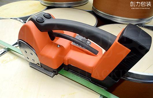 手提式打包机优点有哪些?省力、快捷、效益佳